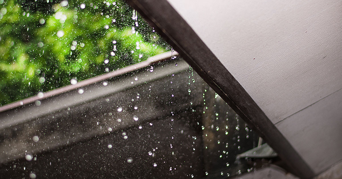 what if spring storms damage your home