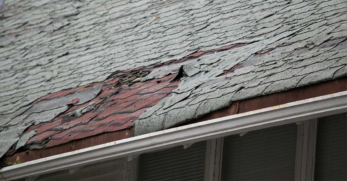 reasons to repair roof damage