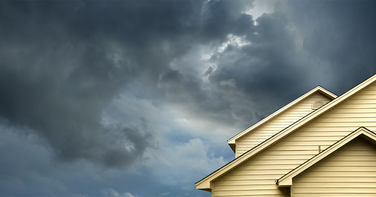how to make your roof stormproof